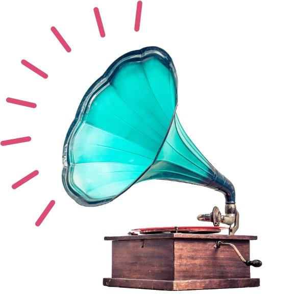 Marketing Gramophone