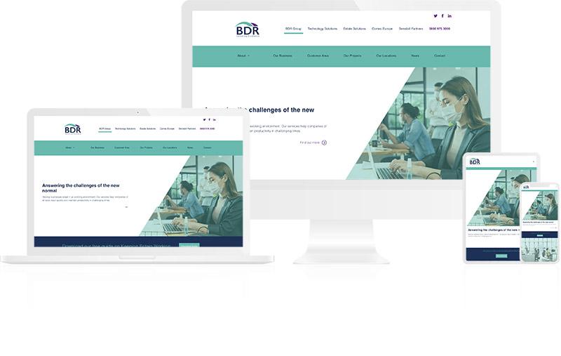BDR website